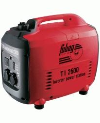 Инверторный бензогенератор Fubag TI 2600