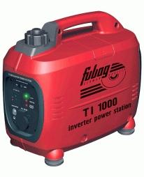 Инверторный бензогенератор Fubag TI 1000
