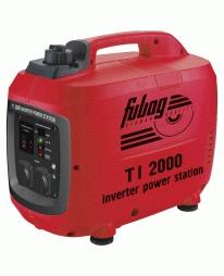 Инверторный бензогенератор Fubag TI 2000