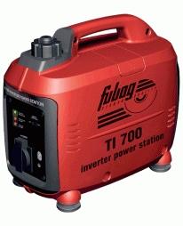 Инверторный бензогенератор Fubag TI 700