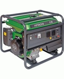 Бензиновый генератор Hitachi E40_3P
