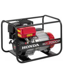Бензогенератор Honda ECT 7000P
