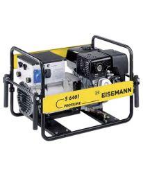 Сварочный бензиновый генератор Eisemann S 6401 E