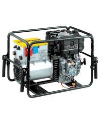 Сварочный дизельный генератор Eisemann S 6400 DE