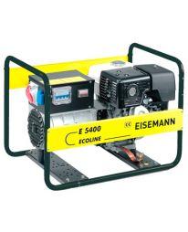 Бензиновый генератор Eisemann E 5400