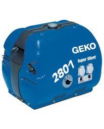 Бензиновый инверторный генератор Geko 2801 E–A/HHBA SS