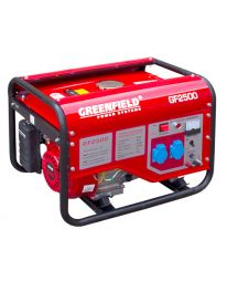 Бензиновый генератор Green Field GF 2500