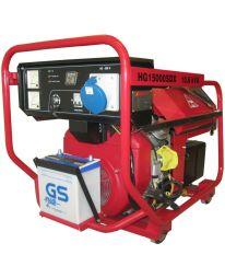 Газовый генератор Honda HG15000SDX