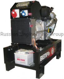 Газовый генератор АГП 20-Т400 ВБ-С RIG