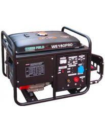 Сварочный бензиновый генератор Green Field WE 190 PRO