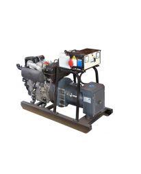 Дизельный генератор Gesan L 20