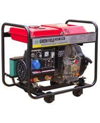 Сварочный дизельный генератор Green Field 5GF-MEW