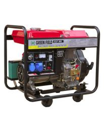 Дизельный генератор Green Field 5GF-ME