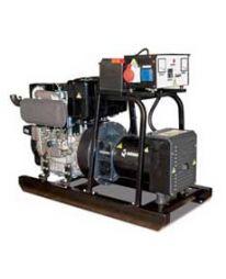 Дизельный генератор Gesan DH 10 MF